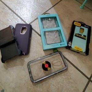 Accessories - GALAXY S9PLUS CASE BUNDLE !!